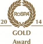 RoSPA_Gold_Award_2014