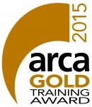 ARCA GoldTrainAw15 col logo